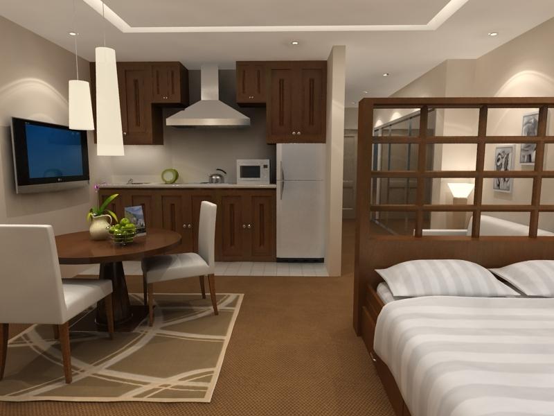 Studio Apartment Interior Design Blog