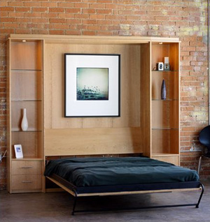 diy murphy bed designs